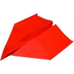 Kopierpapier A4 80g intensiv korallenrot hf (500 Blatt)