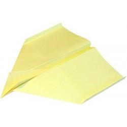 Kopierpapier farbiges Papier A4 80g vanille pastell hf 500Blatt