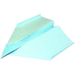 Kopierpapier farbiges Papier A4 80g mittelblau pastell hf (500 Blatt)
