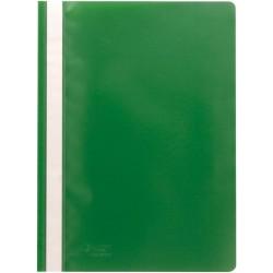 SCHNELLHEFTER OFFICEBIENE® PP-Folie DIN A4 Grün (1 Stück)