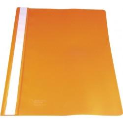 SCHNELLHEFTER OFFICEBIENE® PP-Folie DIN A4 Orange 1 Pckg. á 25 Stück