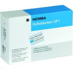 Etiketten für Druckmaschinen DP1 Herma 2930 25x40mm Pckg. á 5000 Stück