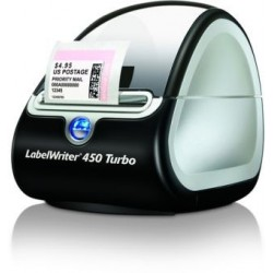 Etikettendrucker Dymo LabelWriter 450 Turbo PC/MAC USB