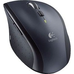 Maus Logitech Wireless Mouse M705 mit Scrollrad USB