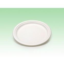 Biobiene®Teller rund Ø260mm = 26 cm (1000 Stück)