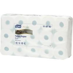 Toilettenpapier Tork Premium Tissue 3lagig 250Blatt weiß 30 Rollen