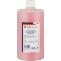 Flüssigseife rosé Nachfüllung flüssig Rundflasche 1000 ml / 1 Flasche