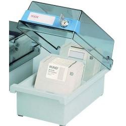 Sichtreiter HAN 9001 für Stützplatten 9303 verschiebbar VE=10St.
