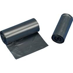 Müllbeutel 500x600mm HDPE 30l grau zu 50 gerollt (1 Rolle)