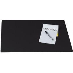 Schreibunterlage ohne Vollsichtauflage 65 x 52 cm schwarz