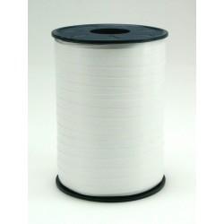 Geschenkband Ringelband 5mmx500m Weiß 601 1Ro.