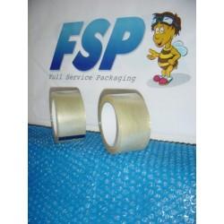 Klebeband Packband Transparent 50mmx66m (1 Rolle)