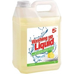 Geschirrspülmittel Handgeschirrspülmittel flüssig lemon 5l Kanister