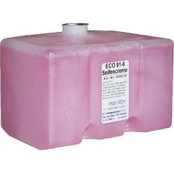 Flüssigseife rosé Nachfüllung flüssig Blockpatrone 950 ml / 1 Fl.