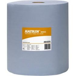 Wischtuch blau 3lg. Tissue 36x36cm XXL Rolle á 1000 Wischtücher