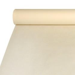 Tischdecke Tischtuch Airlaid auf Rolle 120cmx20m creme (2 Rollen)