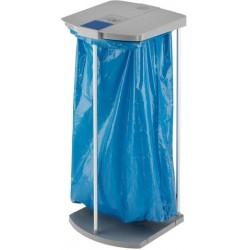 Müllsackständer HAILO ProfiLine WS120 120Liter grau