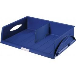 Ablagekorb A3 Leitz 5232 Sorty Jumbo quer 470x350x110mm blau