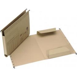 Hängemappe Elba Vertic 1 Natron (RC) 230g/m² 2 Klappen A4 (25 Stück)