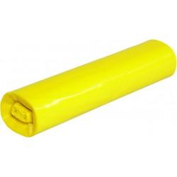 Müllsack LDPE STARK 120l 700x1100mm gelb Rolle á 25 Stück