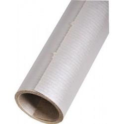 Packpapier Kraftpapier 70g/m² 70cm x 3m Silber (1 Rolle)