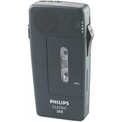 Diktiergerät Philips 0388 Pocket Memo® 388 analog schwarz
