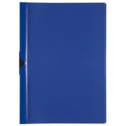 Cliphefter Hefter für Bewerbung blau TopPoint® 10 Stück im Folienbeutel