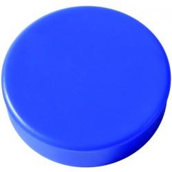 Magnet rund Ø 30mm Haftkraft 0,85kg blau (Pckg. á 10 Stück)