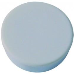 Magnet rund Ø 25mm Haftkraft 0,425kg grau (Pckg. á 10 Stück)