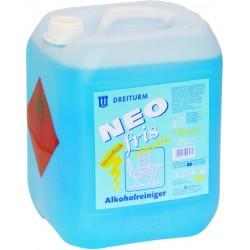 Allzweckreiniger Dreiturm NEOFRIS classic lemonfresh blau 10l Kanister