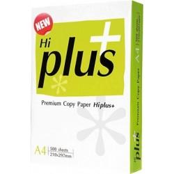 Kopierpapier A4 75g/m² Hi-Plus weiß FSC (500 Blatt)