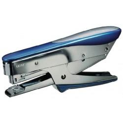 Heftzange Leitz 5545 für No.10 Einlegetiefe 43,5mm 15 Blatt blau