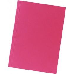Aktendeckel Manilakarton 250g/m² A4 23x31,8cm STAPLES rot SONDERANGEBOT 1 Stück