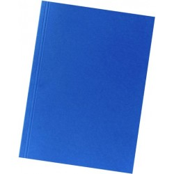 Aktendeckel Manilakarton 250g/m² A4 23x31,8cm blau / 1 St.