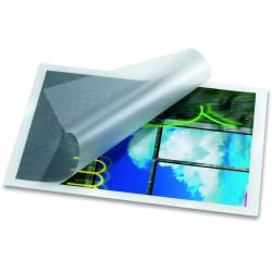 Laminierfolien 60 x 90 mm 0,25 mm stark transparent / 100St.