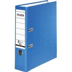 Ordner Falken Recycolor blauer Engel SK-Rückenschild A4 80mm breit blau