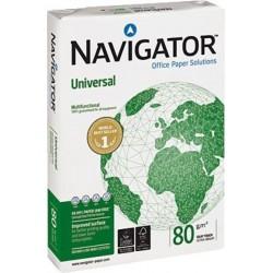 Kopierpapier NAVIGATOR Multifunktionspapier A4 80g/m² FSC weiß 2500 Blatt=1 Karton