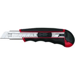 Cutter Messer AUTO-LOAD ABS-Kunststoff 18mm mit 6 Klingen