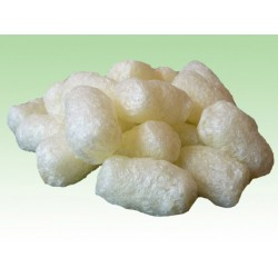 Weisse Biobiene®Verpackungschips (400 Liter)