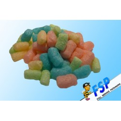 Farben-Mix Bienies® Verpackungschips (400 Liter)
