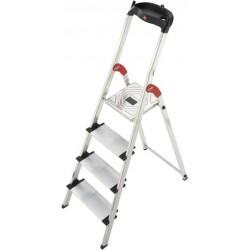 Leiter HAILO ProfiStep® XXL Aluminium 4 Stufen Tragf. 150 kg