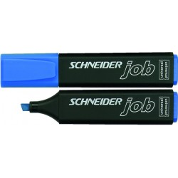 Textmarker Highlighter Schneider JOB 150 blau