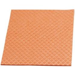 Schwammtuch feucht Maschinenwäsche 95°C orange / 1Pckg. á 10 St.