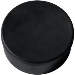 Magnet rund Ø 35mm Haftkraft 2,5kg schwarz (Pckg. á 10 Stück)