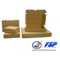 Maxibrief Karton AM 250x175x50mm DIN A5 MB2 braun (25 Stück)