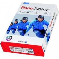 Kopierpapier A4 60g Plano®Superior ECF hochweiß matt 2500Blatt