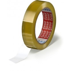 Klebeband Tesa 4124 25mmx66m transparent PVC leise (1 Rolle)
