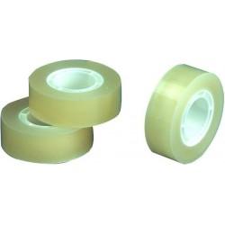 Klebefilm 12mmx33m farblos PP transparent VE=12 Rollen