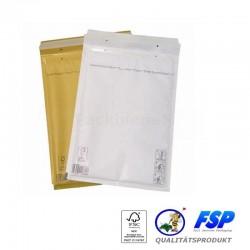 Versandtaschen Luftpolstertaschen Arobiene®Economy GR.7 Weiss (100 St.)