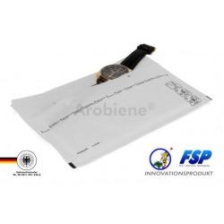 """100x Arobiene®Economy Luftpolstertaschen DIN Lang """"Quer"""""""